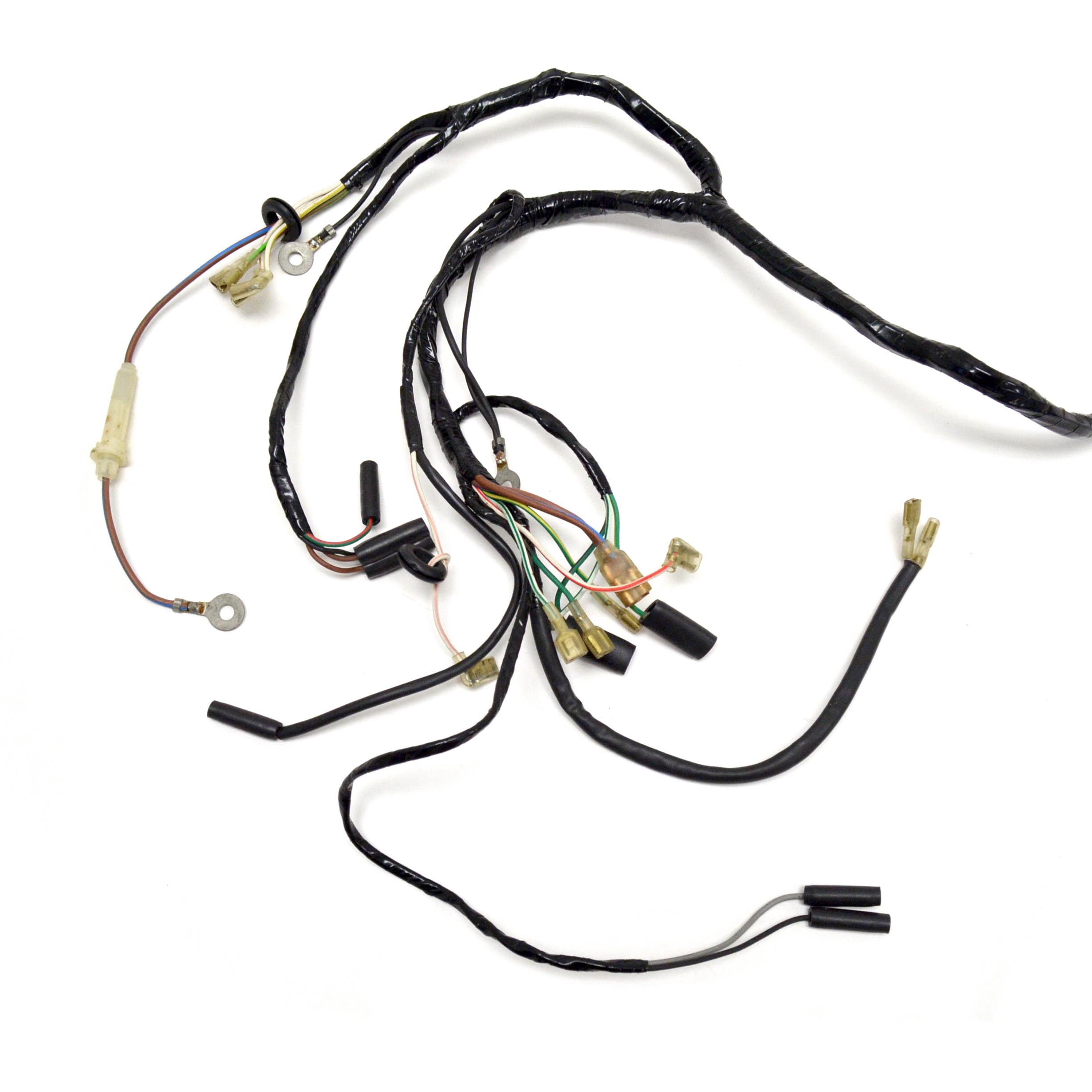 triumph 1981 82 t140 tsx factory genuine lucas wiring harness 60 original new old stock nos wiring harness made by lucas for the triumph factory