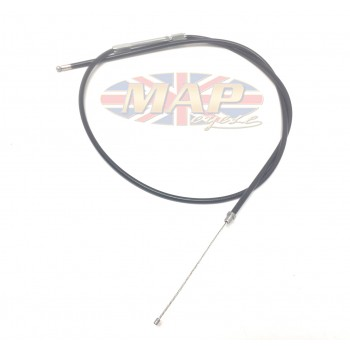 "Highest Quality Universal 45"" Throttle Cable Mikuni & Amal Carbs MAP0004"