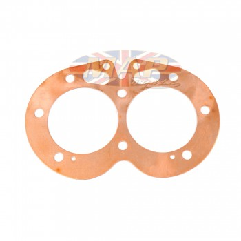 Norton Commando 850cc Deadsoft Copper, English-Made Head Gasket 06-3811