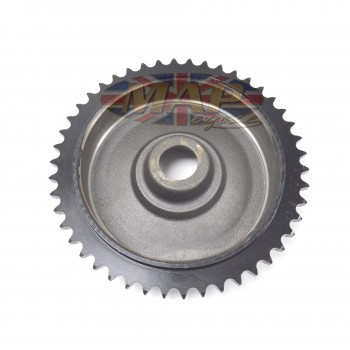 DRUMSPROCKET/ TRI 46T (QC) CAST-IRON uk 37-1040
