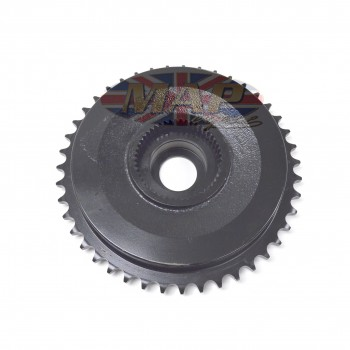 DRUMSPROCKET/ TRI 43T (QC) Cast-Iron(Tai 37-1376/T
