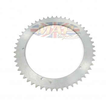 SPROCKET/ 52T 5-BOLT CONICAL TRI/BSA 250 37-3741