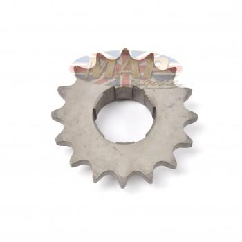 BSA C15 B40 Gearbox 16T Tooth Sprocket 40-3052