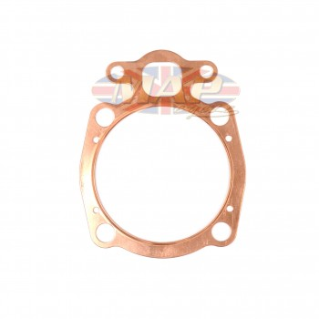 BSA B40 B44 Deadsoft Copper, English-Made Head Gasket 41-0638