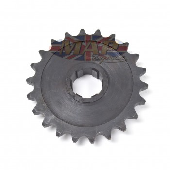 Triumph 650cc, 22 Tooth, UK-Made, Countershaft Sprocket  57-1749/22