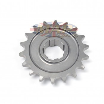 Triumph 650cc, 18-Tooth, UK-Made, Countershaft Sprocket  57-1815