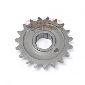 Triumph 650cc, 19-Tooth, UK-Made, Countershaft Sprocket  57-1918
