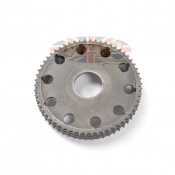 CHAINWHEEL/ T140 CLUTCH (TRIPLEX) 57-4640/E