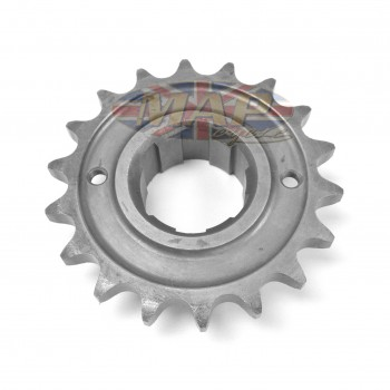 Triumph 650-750cc, 18-Tooth, UK-Made, Countershaft Sprocket  57-4784