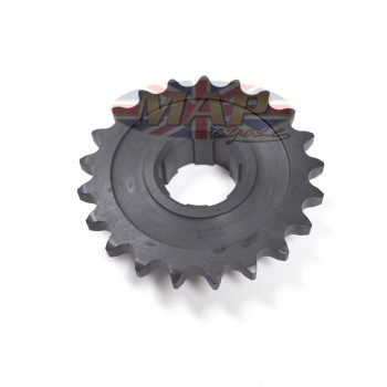 Triumph 650-750cc, 21-Tooth, UK-Made, Countershaft Sprocket  57-7067