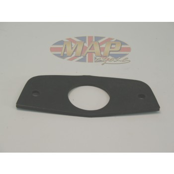 Discontinued Triumph BSA Vintage Lucas-Style Rubber Tail Light Gasket  575213