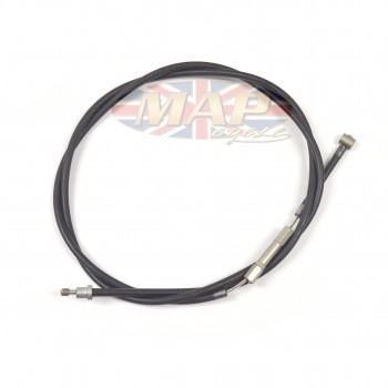 Triumph 5T and 6T Clutch Cable  60-0306