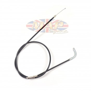 Triumph TR6 Tiger Throttle Cable for Monobloc Carburetor 60-0439