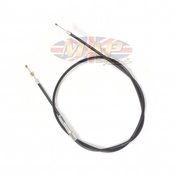 Triumph T120 T120SS Bonneville Reproduction Throttle Cable  60-0528/E