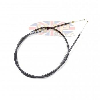 Triumph T120 Bonneville Throttle Cable for Concentric Carburetor  60-0660/B