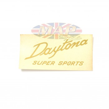 DECAL/  DAYTONA SUPER SPORTS 60-0677