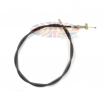 High Quality Triumph T150 Trident, BSA A75 Rockett III Throttle Cable  60-0890