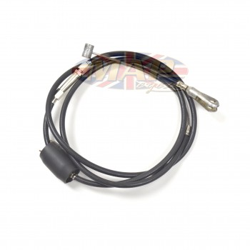 Triumph BSA Brake Cable With Stock Switch       60-2076/EL