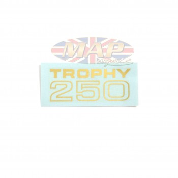 DECAL/ TROPHY 250 60-2380