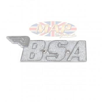 BADGE/ GASTANK BSA A50/A65  71-72  (ea) 60-2568