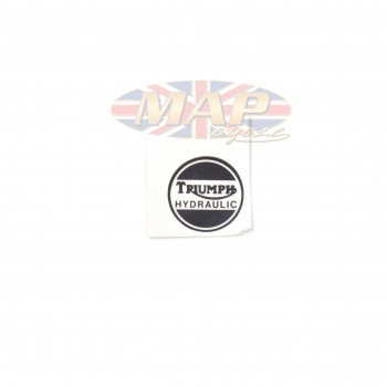 DECAL/  HYDRAULIC / CALIPER COVER 60-4156