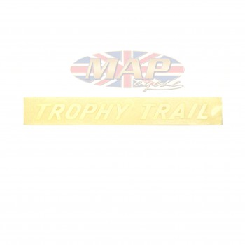 DECAL/  TROPHY TRAIL 60-4352