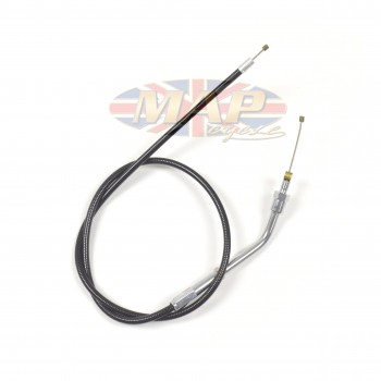 Triumph T140E2S Throttle Cable Connects to Junction Box  60-7427