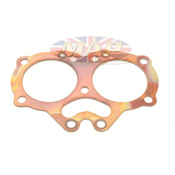 BSA A10 English-Made High Quality Copper and Asbestos Head Gasket 67-0255