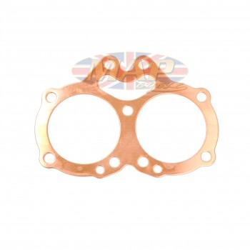BSA A7 1951-62 English-Made High Quality Copper Head Gasket 67-0382