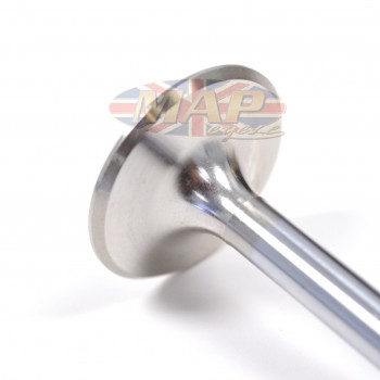 BSA Exhaust Valve - Hard Chrome Stem - Alloy Head 67-0967/HC