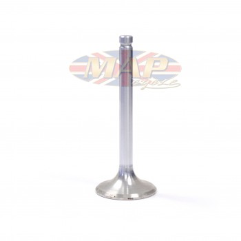 BSA A65 Standard Size Hard Chrome Exhaust Valve 68-0663/HC