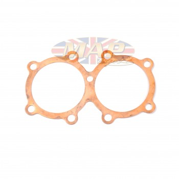 Triumph T120 Head Gasket for MAP Zero-Deck, Forged Pistons to 72.7mm Bore  70-4547/B