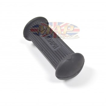 Triumph Footrest Rubber With Block Lettering Inlay 82-9279