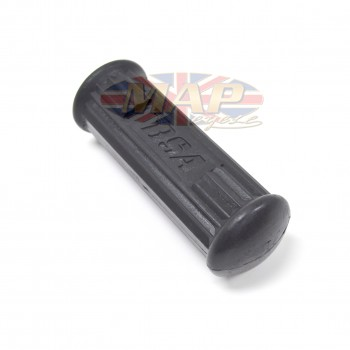 BSA A50/A65 Footpeg Rubber with Logo Inlay 83-2651/E