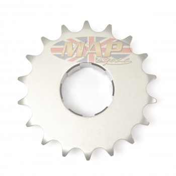 BSA C15 B40 Front 18T Tooth Gearbox Sprocket 40-3122/E