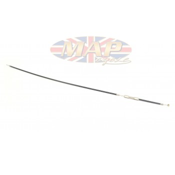 Triumph Trident, BSA Rocket, Top Replacement Throttle Cable for MAP0558 MAP0558/TOP