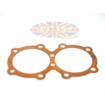 Triumph, Big Bore, 825cc Routt, 10-Bolt Hole Head Gasket MAP9073