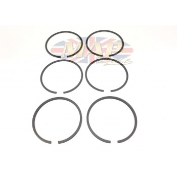 Top Quality Piston Piston Ring Set for BSA A65 650cc Standard R17350/E