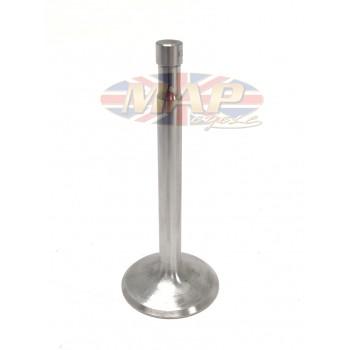 BSA B40 SS90 Round Barrel Standard Size Exhaust Valve 41-0023