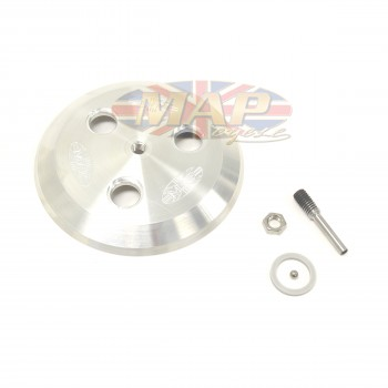 Triumph/BSA Billet Pressure Plate - Alloy Construction MAP2100