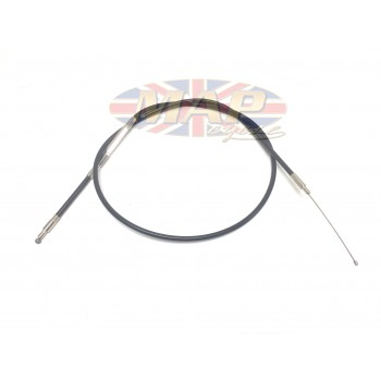"Highest Quality Universal 49"" Throttle Cable Mikuni & Amal Carbs MAP0004L"