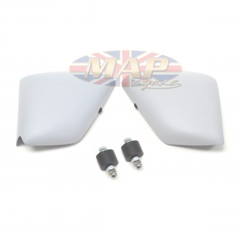 Triumph Fiberglass Side Cover Kit for 1973 and Later Models MAP6750/F