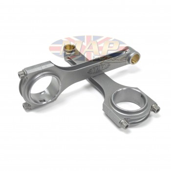 Triumph 500cc (T100, TR5T) Forged Steel, H-Beam Connecting Rods (Pair) MAP7060