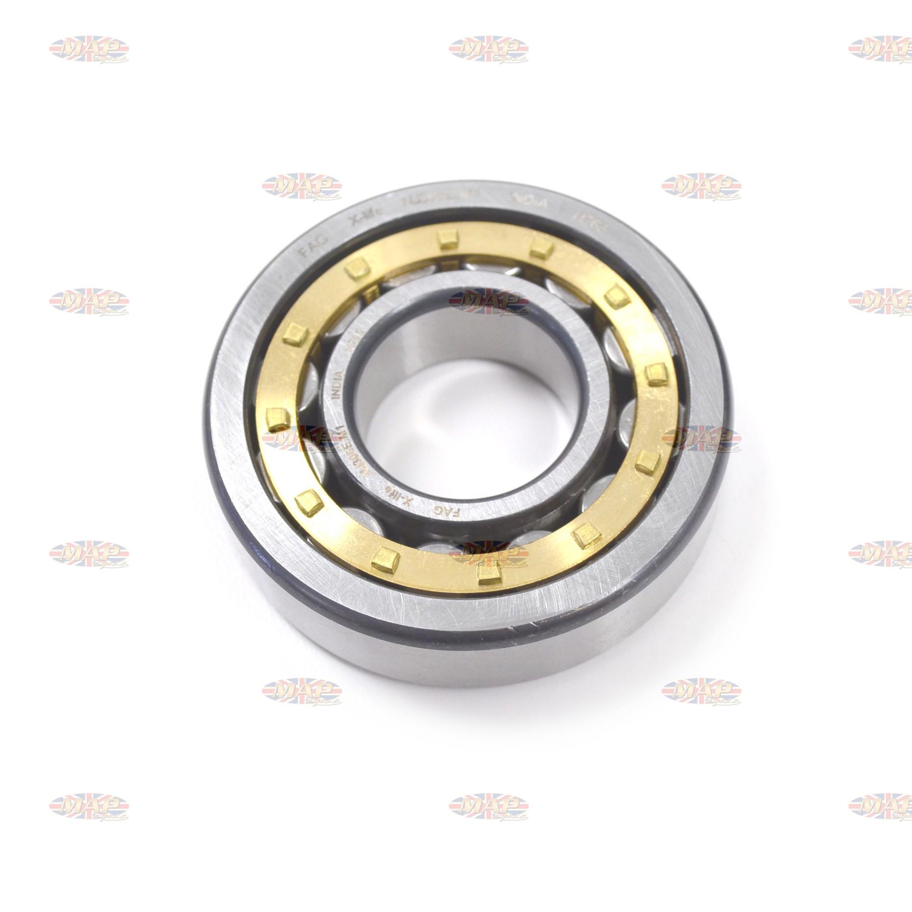 Norton Superblend Roller Main Crankshaft Bearing FAG Brass Cage 06-4118