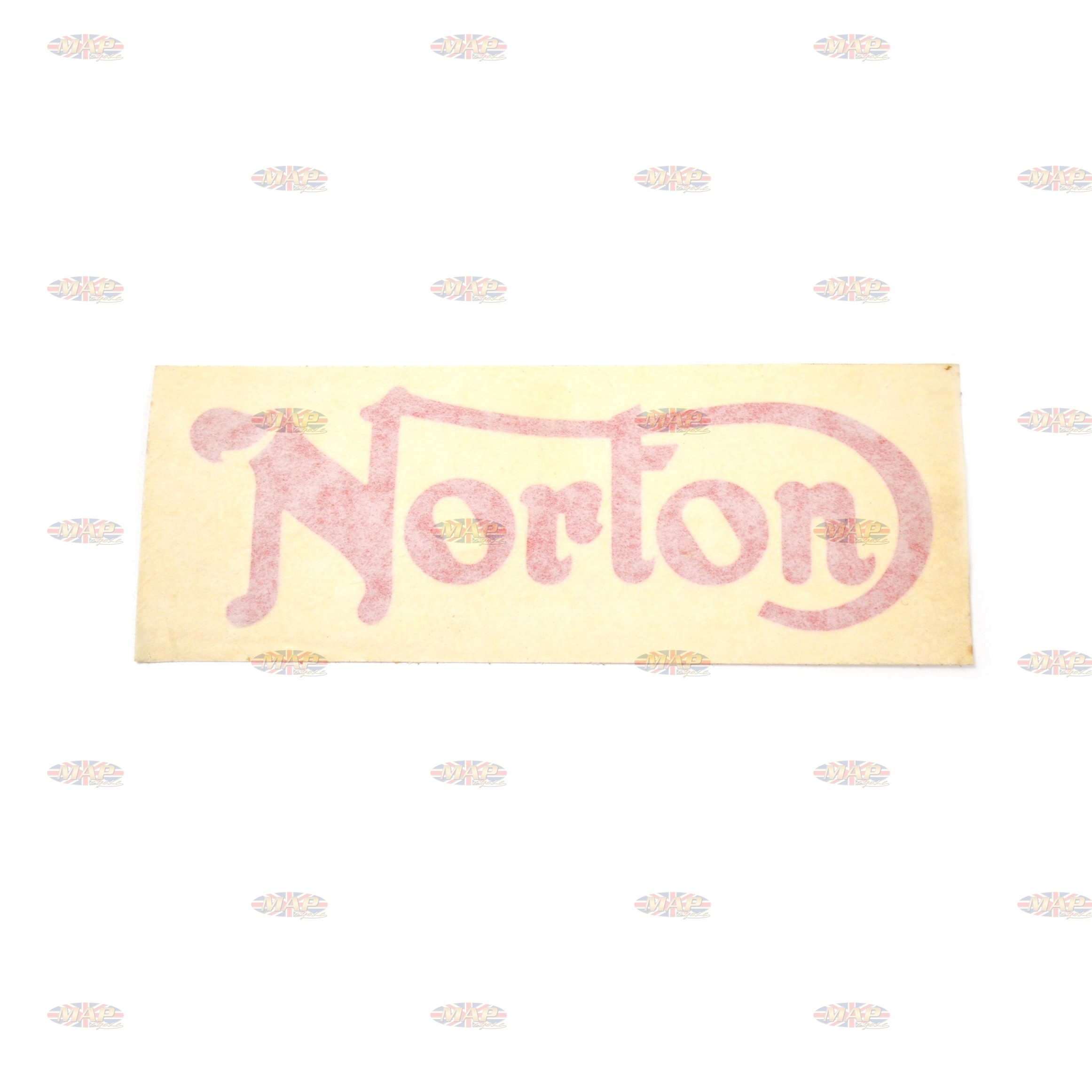 DECAL/  NORTON  RED  (GASTANK) 06-6984