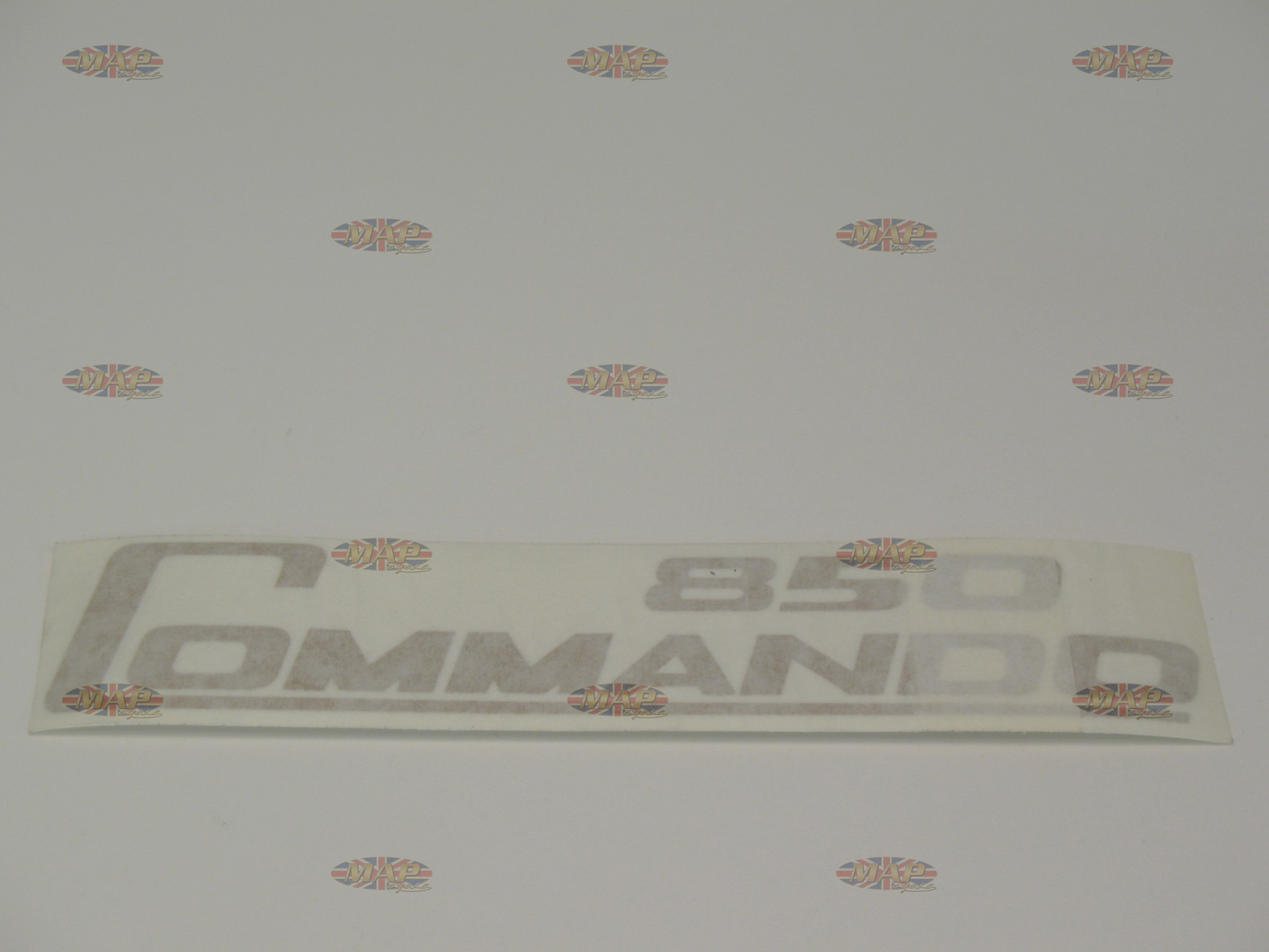 DECAL/  850 COMMANDO  GOLD (OE PEEL OFF) 06-5097