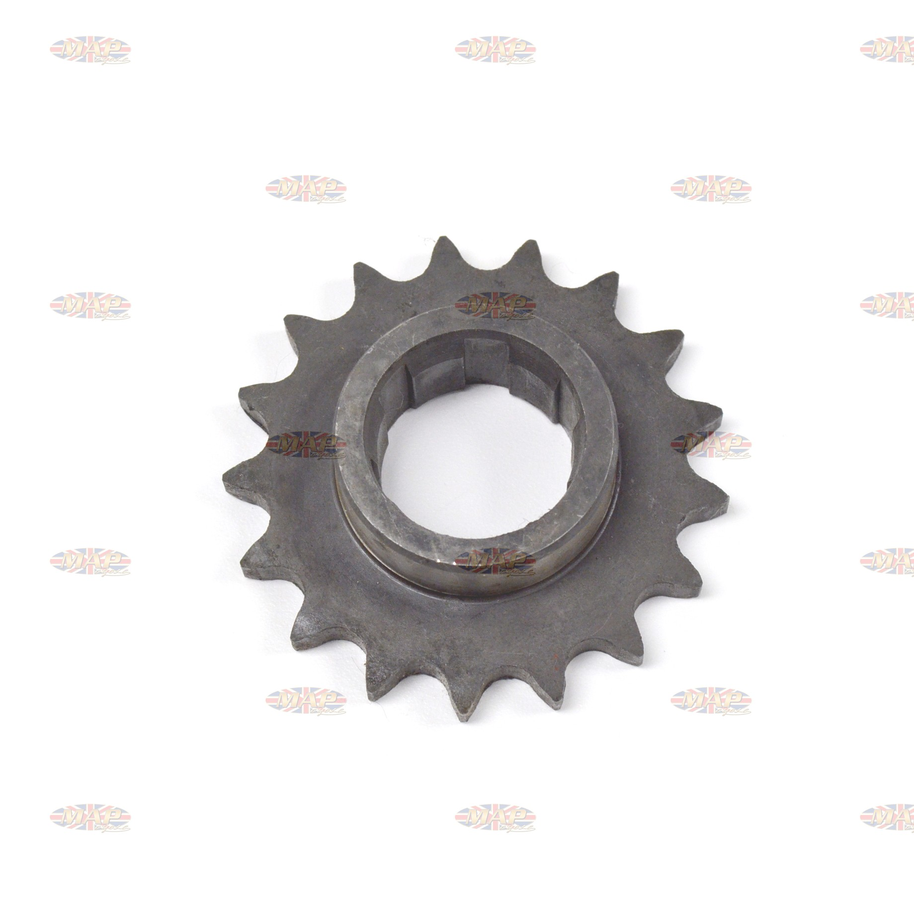 SPROCKET/ CS/ 17T C15/B40 (BRITISH MADE) 40-3049
