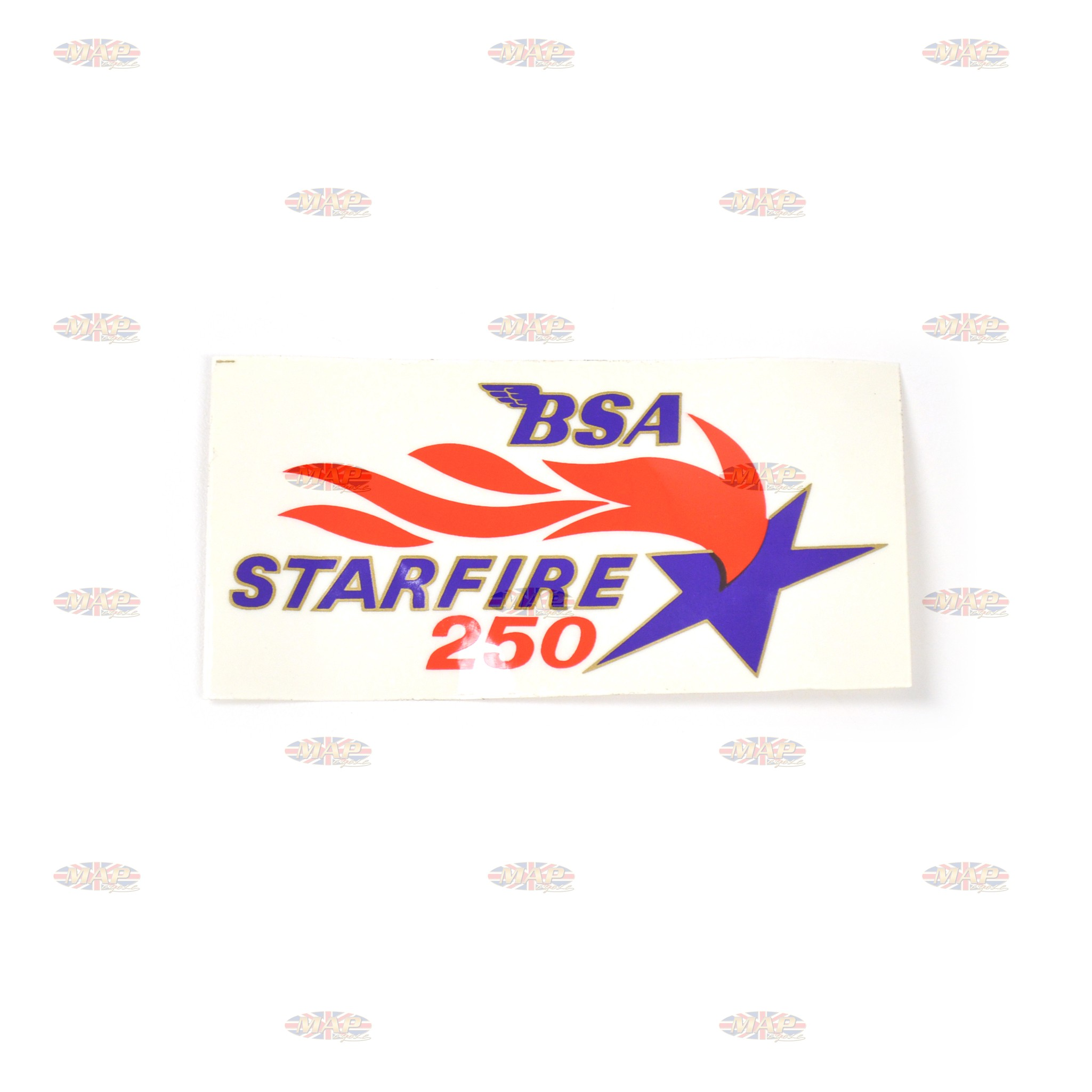 DECAL/ STARFIRE BSA 40-9185