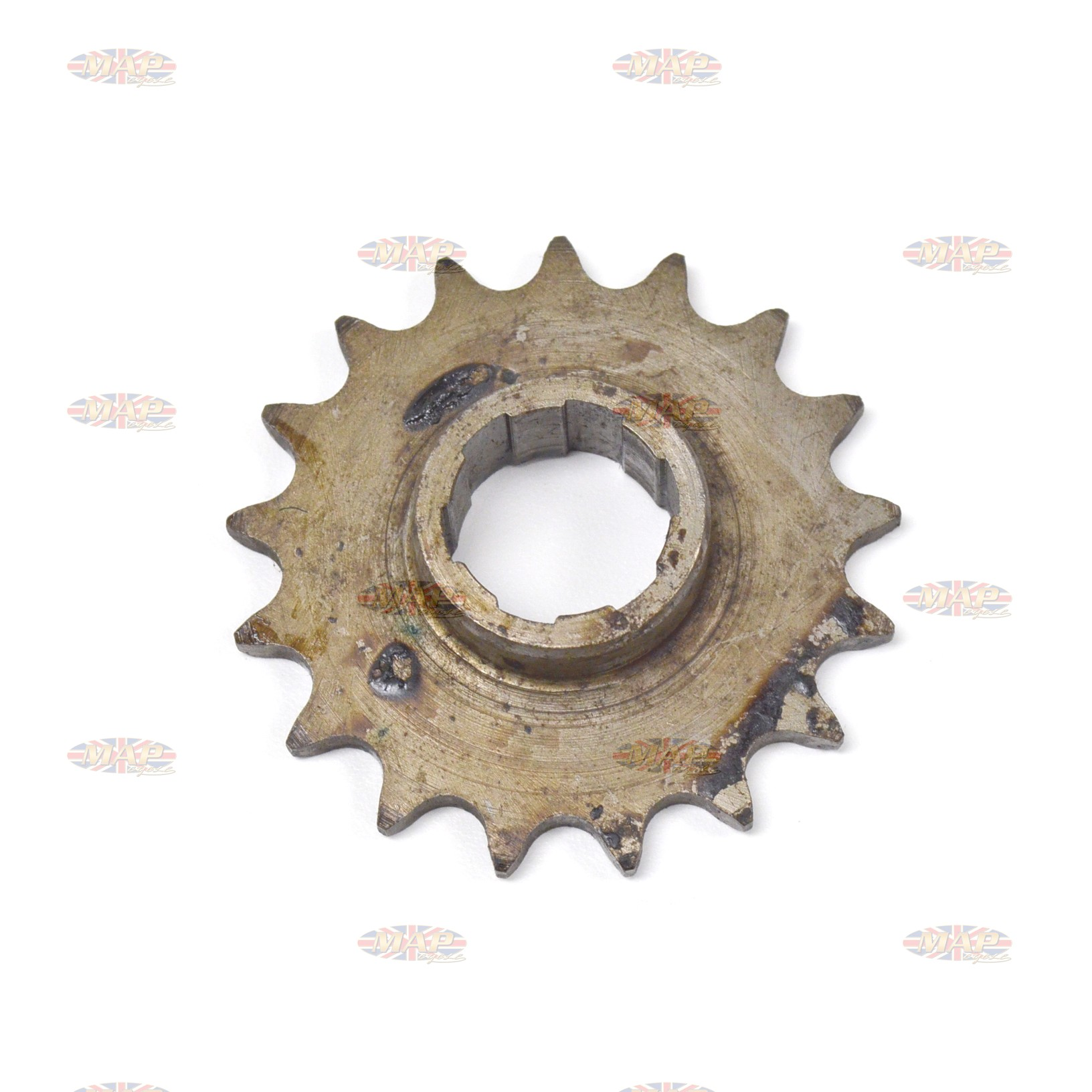 SPROCKET/ CS/ 17T T15 (BRITISH MADE - OE 57-1081
