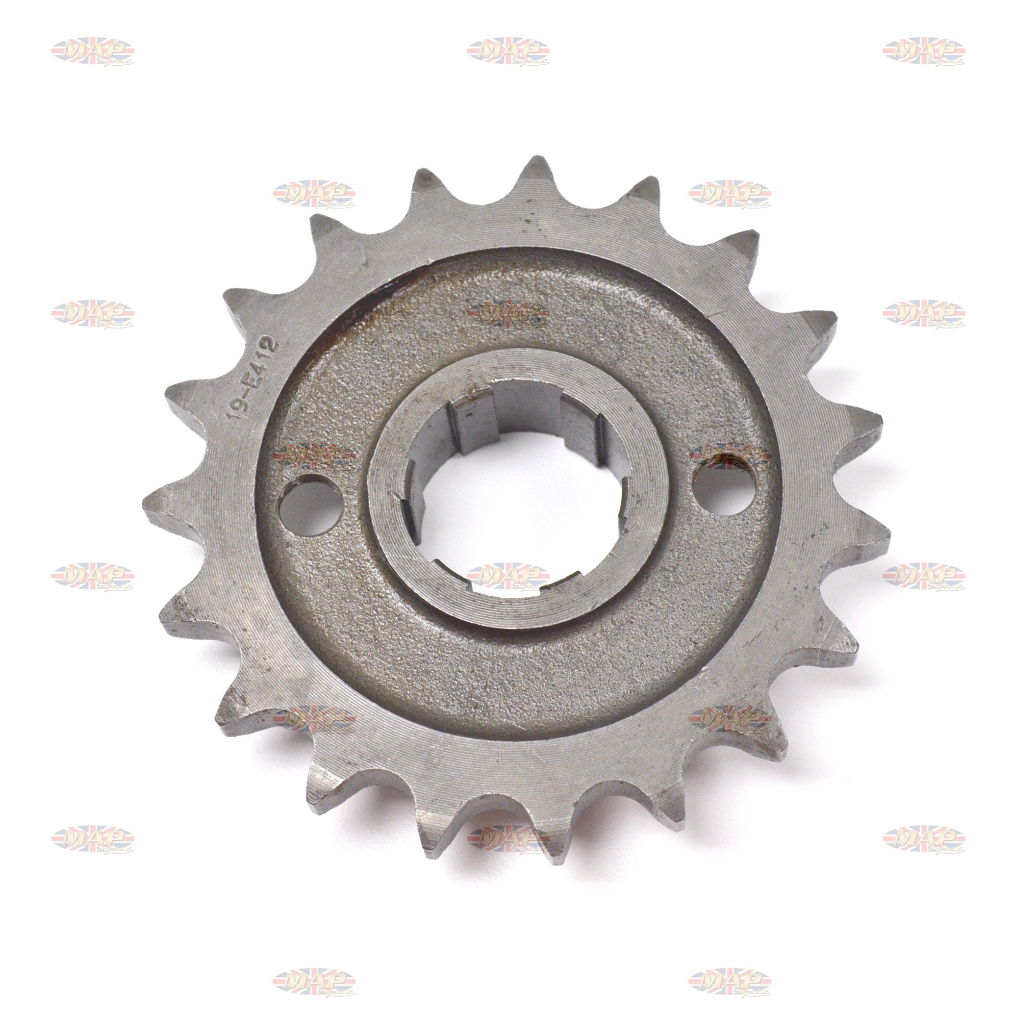 Triumph T120, T110T, 6T, TR6, UK-Made, Countershaft Sprocket 57-1715